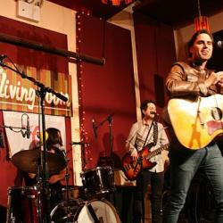 Hear Diego Garcia perform songs from his brand new album, 'Paradise,' tonight at 8 or anytime in the FUV Vault.