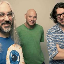 Check out video of Dinosaur Jr. in Studio A, then hear the whole session with J Mascis, Murph & Lou Barlow, tonight at 9.