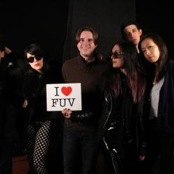 Hear an FUV Live session with Dum Dum Girls tonight at 9