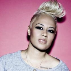 Thursday at 9pm on Words and Music: Scottish songwriter and powerhouse singer, Emeli Sande. See video here.