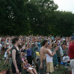 WFUV will be at The Falcon Ridge Folk Festival this weekend. Hope to see you there!