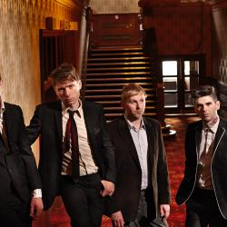 Hear an FUV Live session with Franz Ferdinand tonight at 9.