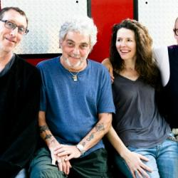 Tuesday at 9pm on Words and Music: Edie Brickell talks with Rita Houston about her new album with The Gaddabouts.