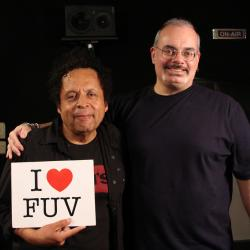 Garland Jeffreys on FUV Live tonight at 9