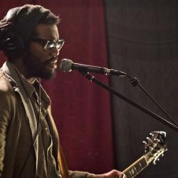 Gary Clark Jr. Invades Studio-A