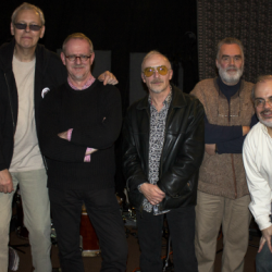 The FUV Vault: One of Darren DeVivo's favorite Studio A sessions was the return of Graham Parker & The Rumour. Listen at 9pm, or online.