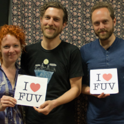 FUV hearts GLS too... Tonight at 9pm on Words and Music, hear Great Lake Swimmers perform live in Studio A. Check out videos anytime!