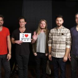 Hear an FUV Live session with Grizfolk tonight at 9.