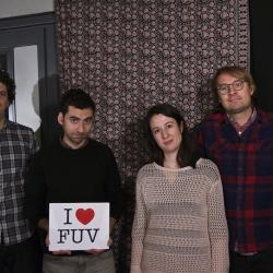 Hear an FUV Live session with Hospitality