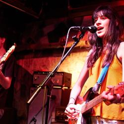 Hear an FUV Live show with Houndmouth tonight at 9.