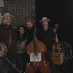 Alisa Ali Hosts the The Howlin' Brothers in Studio A for an FUV Live Session tonight at 9