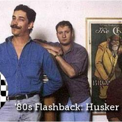Darren DeVivo features Hüsker Dü's 'Makes No Sense At All' for the '80s Flashback FUV Boat.