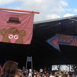 Alisa Ali Checks in from Bonnaroo