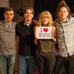 Fridays on FUV, Take Five with The Alternate Side. This week: Icky Blossoms.
