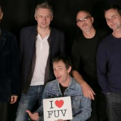 Hear an FUV Live session with James tonight at 9.