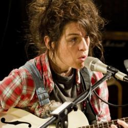 Wednesday at 9pm on Words and Music: In the hands of Jesca Hoop, songs written in sadness travel in many different directions.
