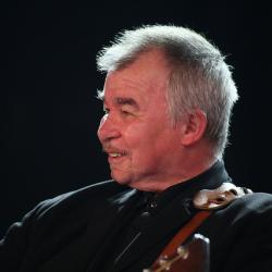 John Prine (photo by Laura Fedele/WFUV)