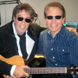 From Jay and the Americans and The Planotones, Kenny Vance talks with Dennis Elsas, tonight at 9pm on Words & Music.