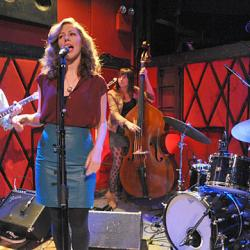 Hear an FUV Live show with Clearwater artist Lake Street Dive tonight at 9.