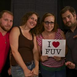 Hear an FUV Live session with Laura Veirs tonight at 9