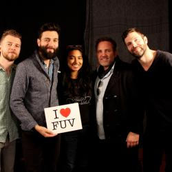 """We're putting the """"Spotlight"""" on the Nashville band Leagues, tonight at 9 on FUV Live."""