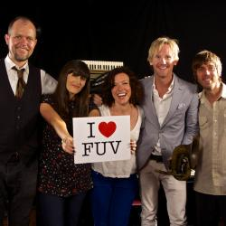 The LA band Leftover Cuties is on FUV Live, tonight at 9.