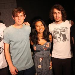 UK band, Little Comets on FUV Live...Tonight at 9