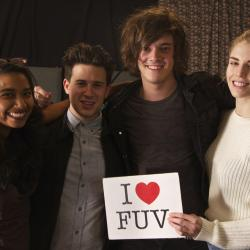 Hear an FUV Live session with London Grammar tonight at 9.
