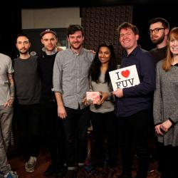 Hear an FUV Live session with Los Campesinos! tonight at 9.