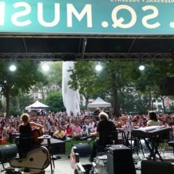FUV is proud to support the 2012 season of Mad. Sq. Music!