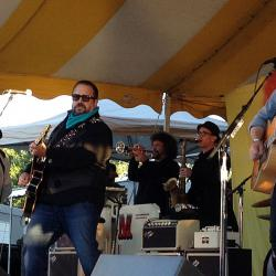 Hear The Mavericks' live set from the Clearwater Festival
