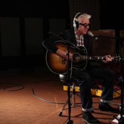 Hear an FUV Live session with Holiday Cheer for FUV artist Nick Lowe, tonight at 9.