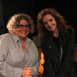 Patty Griffin hangs with Rita Houston on the Whole Wide World