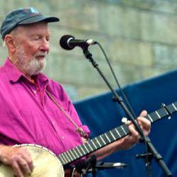 Celebrating Clearwater Artists: Pete Seeger