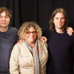 Phoenix with Rita Houston (photo by Daniel Gorman/WFUV)