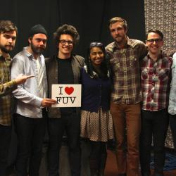 Hear the Seattle band, Pickwick tonight at 9 on FUV Live