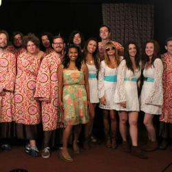Yes, It's True! The Polyphonic Spree are on FUV...tonight at 9