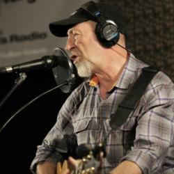 Check out video of Richard Thompson's Studio A visit, then hear the whole session, tonight at 9pm.