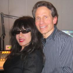 She has a legendary voice and some fascinating stories... Hear Ronnie Spector chat with Dennis Elsas, tonight at 9pm on Words and Music.