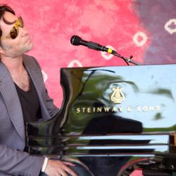 Hear Rufus Wainwright's set from the Clearwater Festival