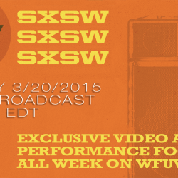 Hear Twin Shadow, Courtney Barnett and more live on FUV from SXSW, this Friday afternoon.