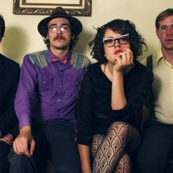 With their new album 'Untamed Beast' out today, hear Sallie Ford & The Sound Outside in Studio A, tonight at 9pm. See video too.