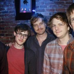 Thursday at 9pm on Words and Music: Step into the musical landscape of Austin band, Shearwater.