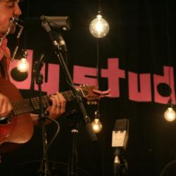 """Tonight at 9pm, hear one of FUV's """"New Artists to Watch in 2013"""" - Shovels & Rope - in an FUV Live show recorded at Electric Lady Studios."""