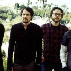 Tonight at 9pm on Words & Music: Acoustic doesn't mean quiet, when the LA band Silversun Pickups is involved. See proof here.