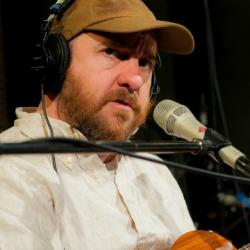 Wednesday at 9pm on Words and Music: Stephin Merritt of The Magnetic Fields and his ukulele - in Studio A, and also walking out.