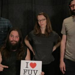Tim Showalter of Strand of Oaks is our Guest DJ on FUV Live tonight at 9.