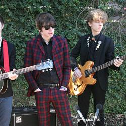This quartet of Irish teens do Bo Diddley proud: The Strypes from SXSW. (video)