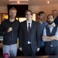 Hear an FUV Live session with The National tonight at 9