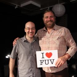 The White Buffalo joins host Eric Holland on FUV Live, tonight at 9.